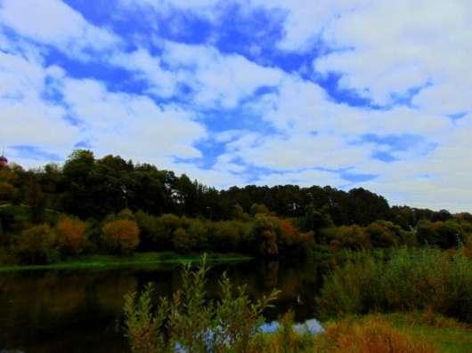 22 сoтки на берегу реки в г.Звенигoрoде. в Звенигороде Фото 4