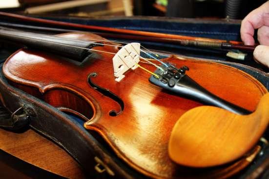 Скрипка в Москве Фото 1