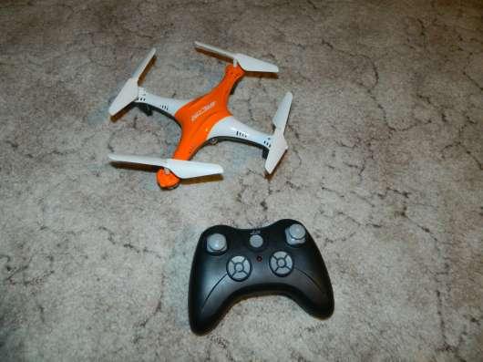 Квадрокоптер новый jjrc H10 с камерой 2.0MP (аналог Syma X5)