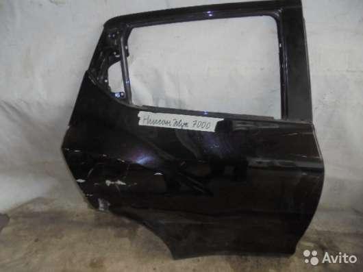 Дверь задняя правая, Nissan Juke F15
