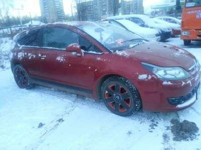 автомобиль Citroen С4