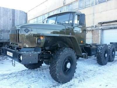 грузовой автомобиль УРАЛ 4320 в г. Воркута Фото 3