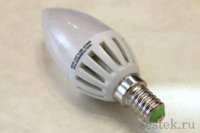 Светодиодные лампы свечи - 12 видов  Jazzway Navigator Ec