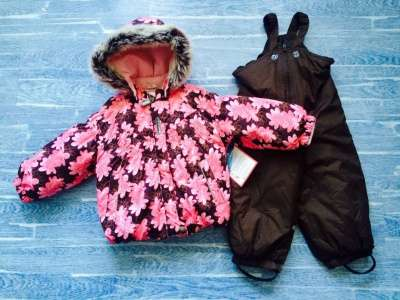 Финский новый зимний комплект Kerry Kerry зима