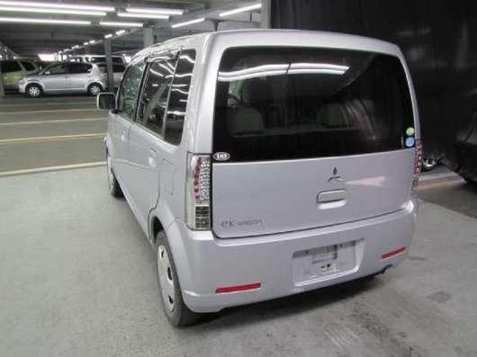 Mitsubishi EK Active полноприводный минивен
