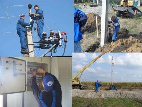 Прокладка кабельных линий электроснабжения в г. Самара Фото 2