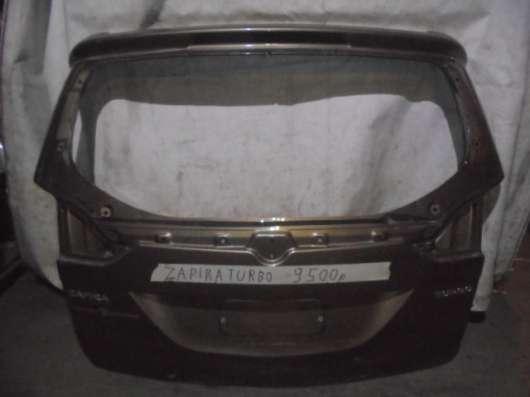 дверь  багажника для опель зафира