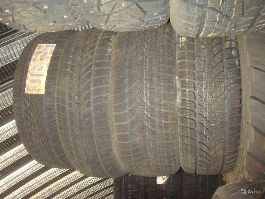 Новые зимние Dunlop 205 55 R16 Winter Sport 4D в Москве Фото 4
