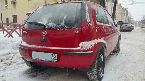 Продажа авто, Opel, Corsa, Автомат с пробегом 145000 км, в Ярославле Фото 3