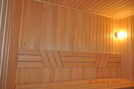 Строительство и отделка бань, саун
