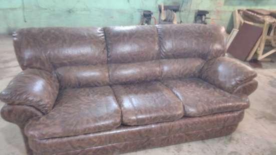 Реставрация, ремонт и изготовление мягкой мебели в Брянске Фото 1