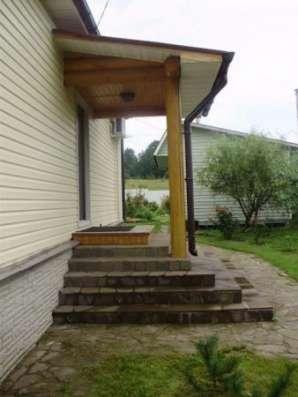 Продается дом в дер. Волосково (Юрловский с/о),Можайский район, 130 км от МКАД по Минскому шоссе. Фото 4