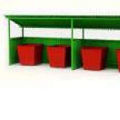 Бункер ТБО, контейнер ТБО, контейнерные площадки в Махачкале Фото 1