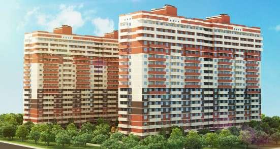 1-комнатная квартира 40,9 кв. м в Краснодаре Фото 2