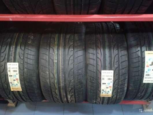 Новые немецкие Dunlop 235 45 R20 SportMax MO