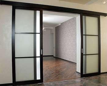 Раздвижные двери в Санкт-Петербурге Фото 3