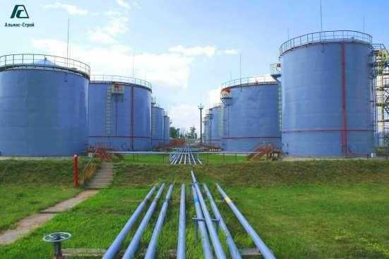 Гидроизоляция резервуаров пожарного запаса в Краснодаре Фото 1