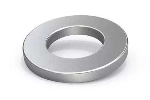 Скоба СМР 11-12 мм металлическая резиноармированная
