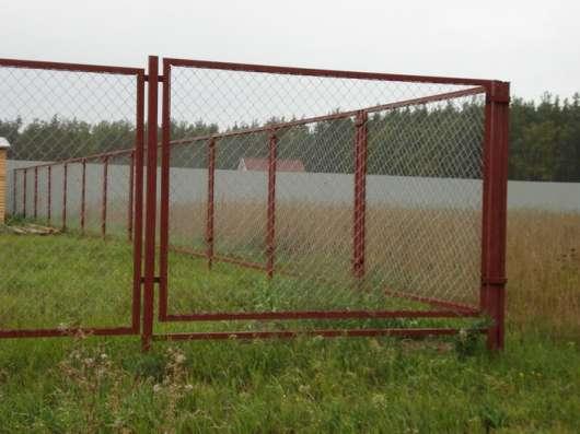 Секции заборные доставка по всей россии в Уфе Фото 1