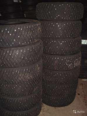 Новые зимние шипы Dunlop 205 60 R16 ICE touch
