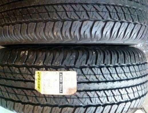 Новые в/с комплекты 265/60 r18 Dunlop