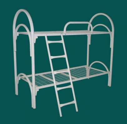 Кровати металлические для детских лагерей, для гостиниц, для рабочих, кровати для турбаз. Низкая цена.