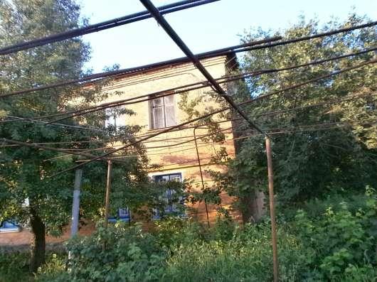 Квартира на 2 этаже S-66.9 м2, гараж, хозпостройки, огород