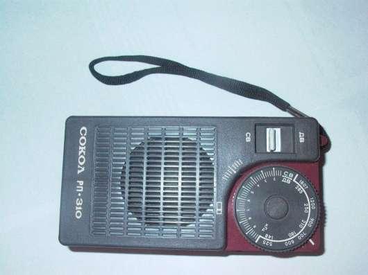 Продается радиоприемник СОКОЛ РП-310. ВИНТАЖ!