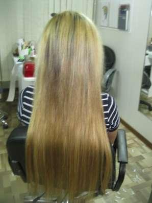 Наращивание волос, причёски в Екатеринбурге Фото 3