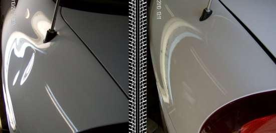 Ремонт вмятин без покраски в Уфе мастерская Авто-джин Фото 5