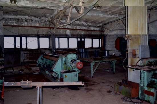 Производственное здание в г. Усть-Илимск Фото 1