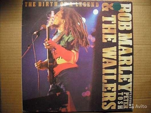 Bob Marley-The Birth Of A Legend(N)