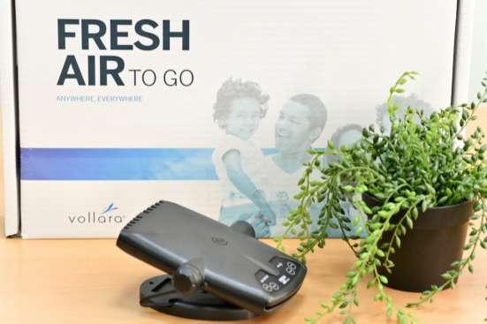 FreshAir To Go - дорожный мини-очиститель воздуха (RCI+) 12/