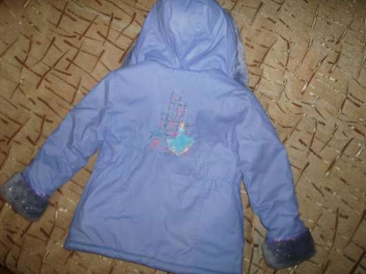 Новое зимнее пальто для девочки в г. Минск Фото 2