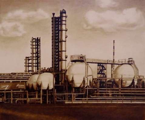 Картины нефтью на холсте в Москве Фото 2
