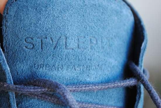 Кроссовки * Stylepit * 44 размер / натуральная замша в г. Харьков Фото 3