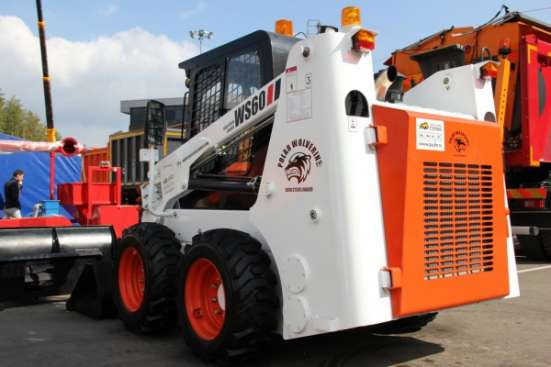 Мини погрузчик FORWAY - BOBCAT WS50