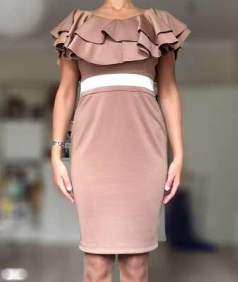 Дизайнерское вечернее платье от Christina Queens