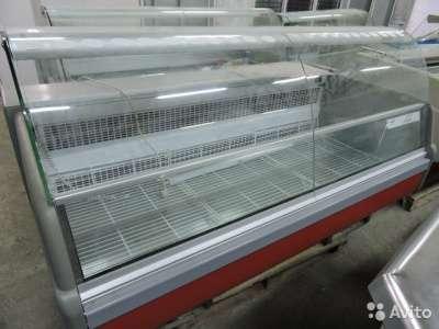 торговое оборудование Холодильная витрина -18