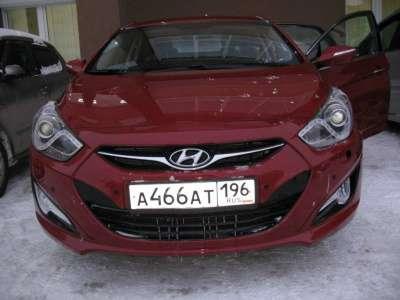 автомобиль Hyundai i40