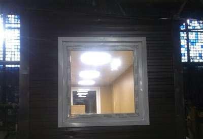 Мобильный офис штабной Вагончик бытовка