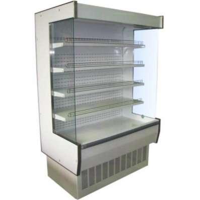 Холодильные витрины пристенные (0. + 7С) МХМ Нова