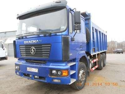 грузовой автомобиль Shacman SX3255 в Чебоксарах Фото 4