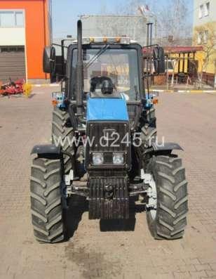 трактор Беларус Беларус-1221 в Рязани Фото 1