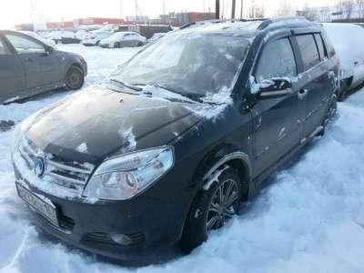 автомобиль Geely MK Cross, цена 190 000 руб.,в Тольятти Фото 2