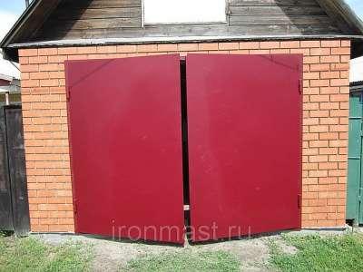 Гаражные ворота в Барнауле Фото 2