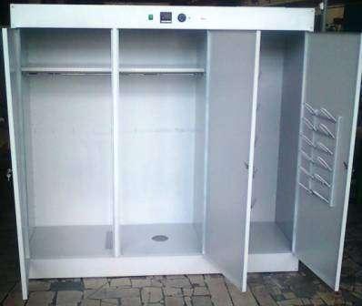 Шкафы сушильные электрические для одежды и обуви