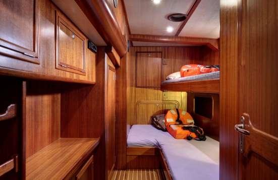 Приглашаем в недельный круиз на яхте s/y malbork