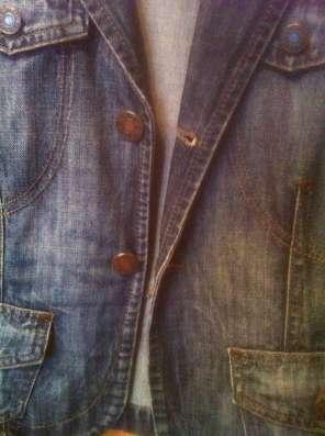 Пиджак джинсовый XX BY MEXX JEANS,42 размера в г. Самара Фото 3