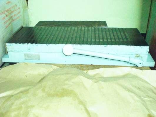 Магнитная плита 7208-0012 прямоугольная 210х560 мм